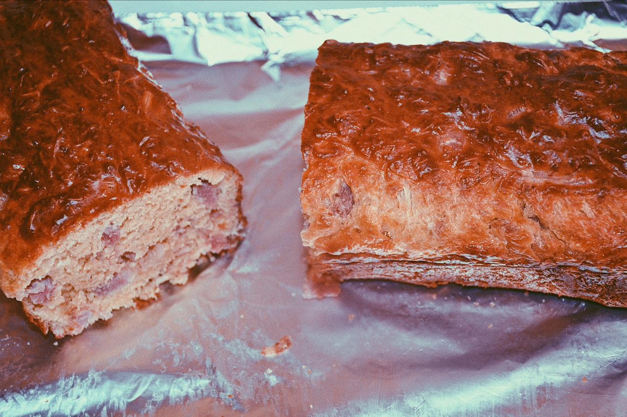 Recette Cake Sal Ef Bf Bd Deux Oeufs