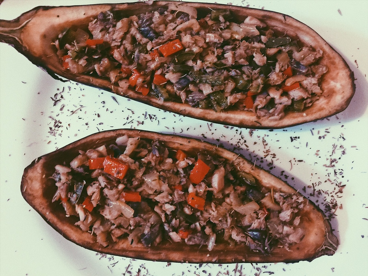 Macuisinelav tre cuisiner dans la bonne humeur - Cuisiner l aubergine facile ...