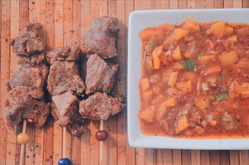 Agneau – cuisson facile et rapide